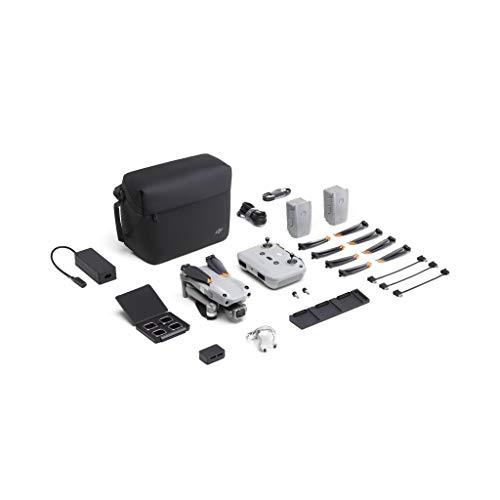 DJIAir2S FlyMoreCombo - Drohnen, 3-Achsen-Gimbal mit Kamera,...