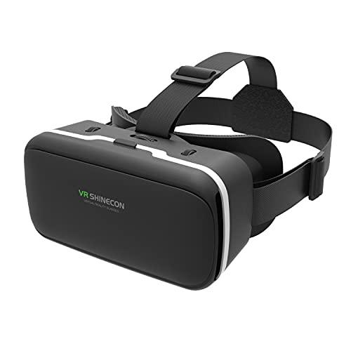 GUBENCI VR Brille Handy Virtual Reality Headset, 3D VR-Brille Erleben...
