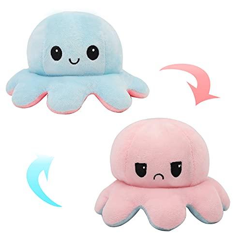 Yewrrite Octopus Plüschtier, Kinderspielzeug Octopus Toy, Oktupus...