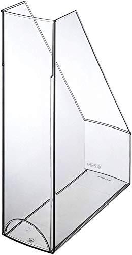 Herlitz 10778512 Stehsammler A4-C4 hochglanz transparent glasklar...