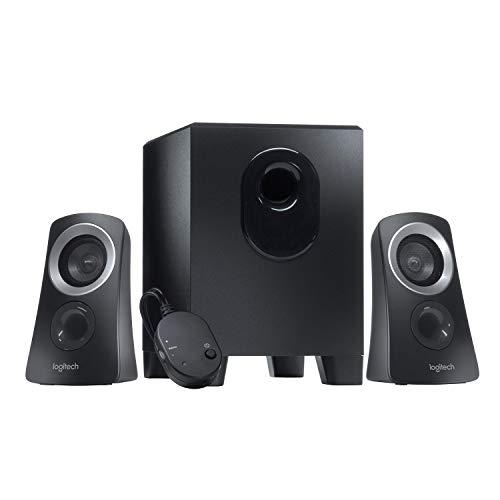 Logitech Z313 2.1 Lautsprecher-System mit Subwoofer, 50 Watt...