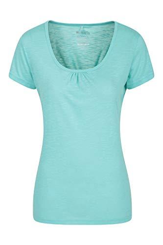 Mountain Warehouse Agra Damen-T-Shirt - leichtes, schnell trocknendes,...
