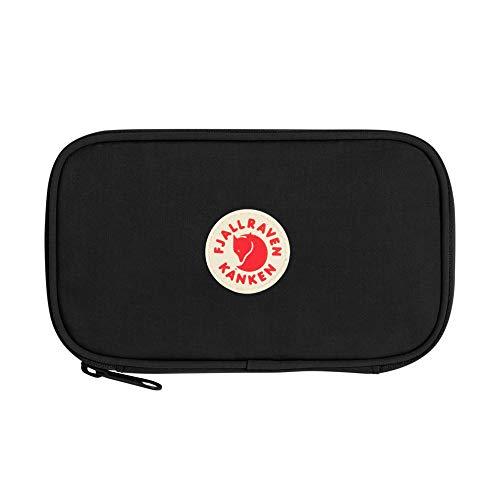 Fjällräven Kånken Travel Wallets and Small Bags, Black, OneSize