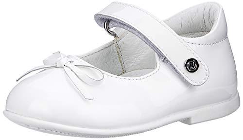 Naturino Ballet Flat, Bianco, 31 EU