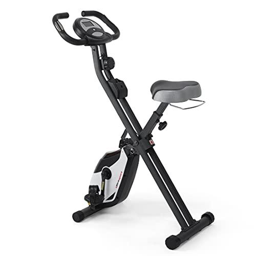 Ultrasport Heimtrainer F-Bike Advanced, LCD-Display, klappbarer...