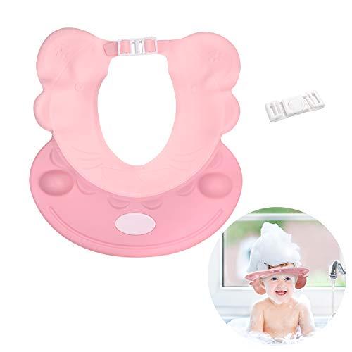 ZERHOK Einstellbar Shampoo Schutz Augen Schutzschild Hippo Weicher Hut...