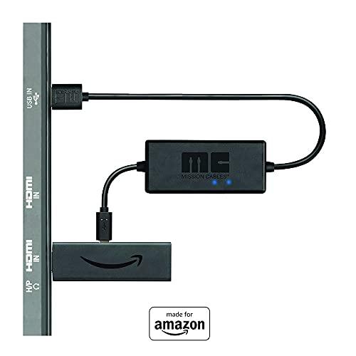 Fire TV Stick 4K Ultra HD mit Alexa-Sprachfernbedienung +...
