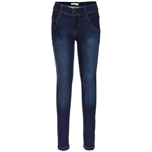 NAME IT Boy Slim Fit Jeans NITTAX 128Dark Blue Denim