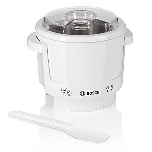 Bosch Eisbereiter MUZ4EB1, Speiseeisbereiter, 550ml, selbstgemachtes...