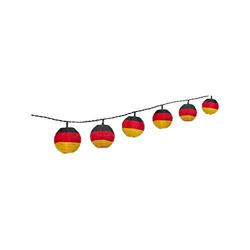 Goobay 55605 LED Lichterkette, Deutschland, Batteriebetrieben, Box,...