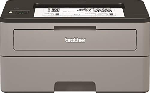 Brother HL-L2350DW Kompakter S/W-Laserdrucker (30 Seiten/Min., A4,...