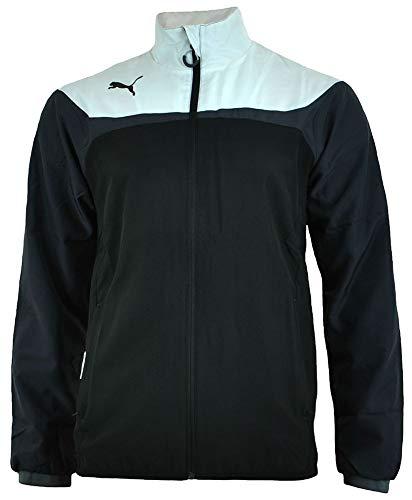 PUMA Herren Jacke Esito 3 Leisure Jacket, Black/White, S