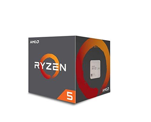 AMD YD2600BBAFBOX Prozessor RYZEN5 2600 Socket AM4 3.9Ghz Max Boost,...