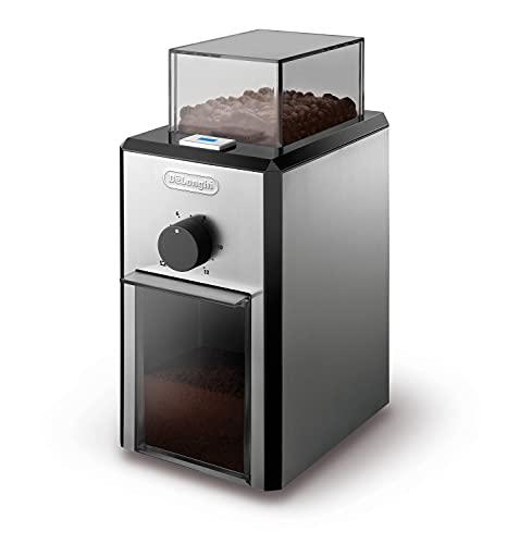 De'Longhi KG 89 Professionelle Kaffeemühle für bis zu 12 Tassen,...