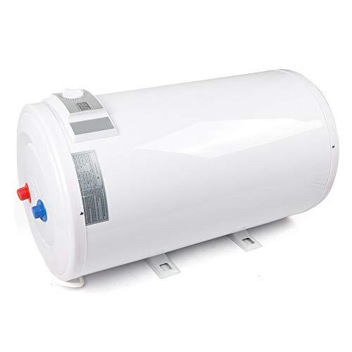 80L Elektro Warmwasserspeicher Warmwasserkessel 30-75 ℃ 2KW Boiler...