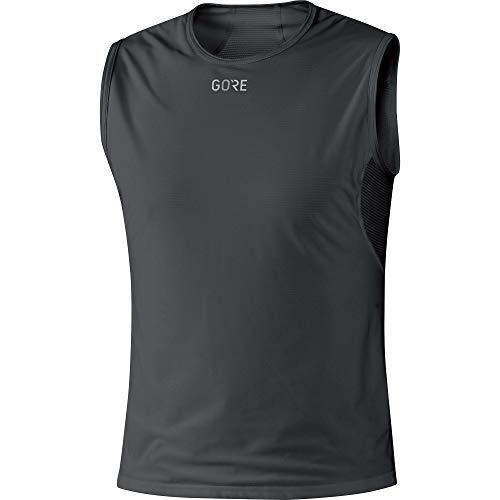 GORE WEAR M Herren Unterhemd GORE WINDSTOPPER, Größe: L, Farbe:...