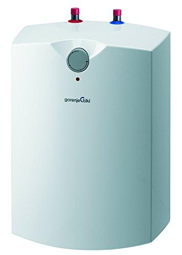 Gorenje Warmwasserspeicher, 10 L, EEK A, emaillierter Innenbehälter,...