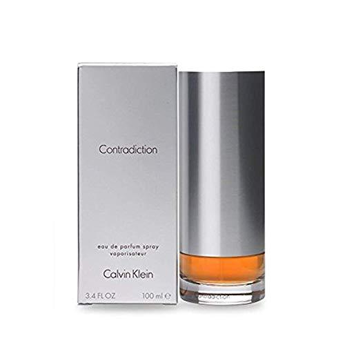 Calvin Klein Contradiction, femme/woman, Eau de Parfum, 100 ml