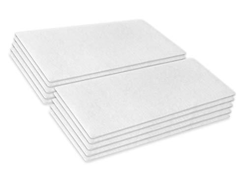 Kenekos 10 Mikrofilter/Luftfilter/Abluftfilter/Microfilter/Filtermatte...
