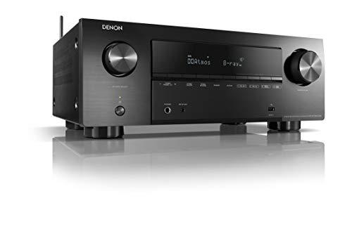 Denon AVR-X2700HDAB 7.2-Kanal AV-Receiver, Hifi Verstärker, Alexa...