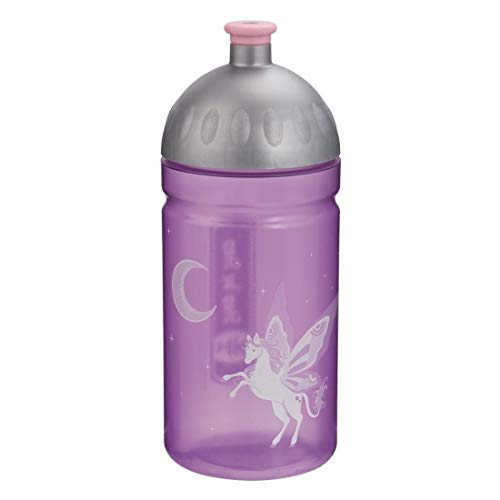 Step by Step Pegasus Dream–Drinking Bottles (Lilac, Silver,...