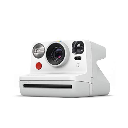 Polaroid - 9027 - Polaroid Now I-Type Sofortbildkamera, Weiß