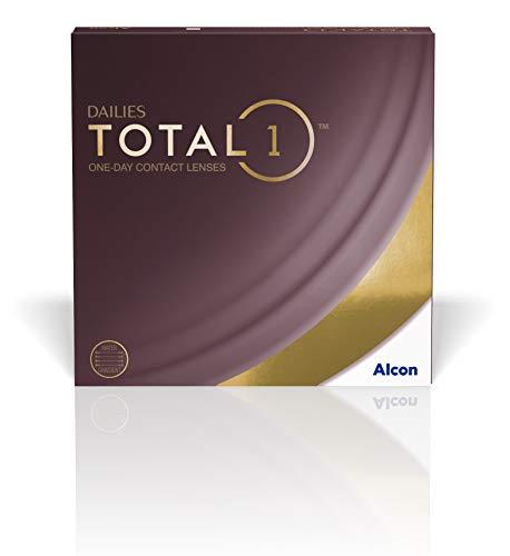 Dailies Total 1 Tageslinsen weich, 90 Stück / BC 8.5 mm / DIA 14.1 mm...