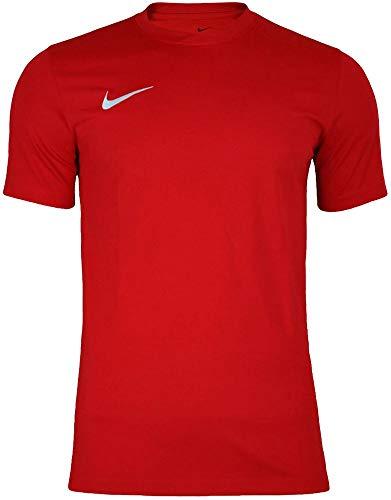 NIKE Herren Kurzarm T-Shirt Trikot Park VI, Rot (University...