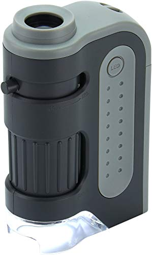 Carson MM-300 MicroBrite Plus 60x - 120x LED beleuchtetes...