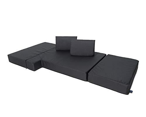 Kinderbett Schlafauflage Matratze Vorderteil VW T5 T6 Faltmateratz...