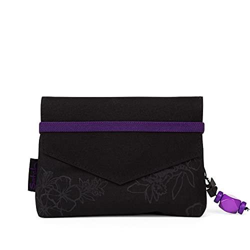Satch Beauty Wallet - Umhängetasche mit großem Hauptfach und...