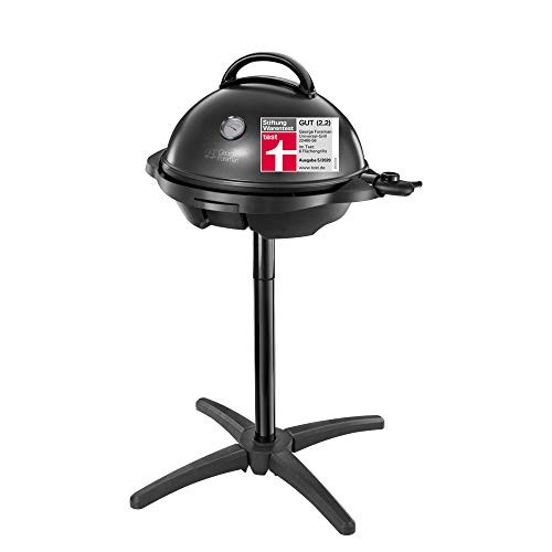 George Foreman Grill 2in1 Elektrogrill: Standgrill & Tischgrill...
