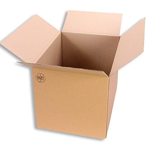 Faltkarton 400 x 300 x 300 mm Karton Schachtel Versandkarton...