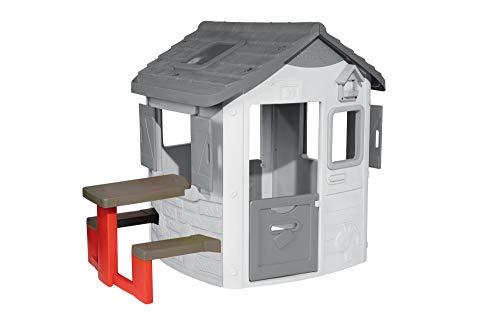 Smoby – Picknicktisch für Smoby Spielhäuser – Zubehör für...