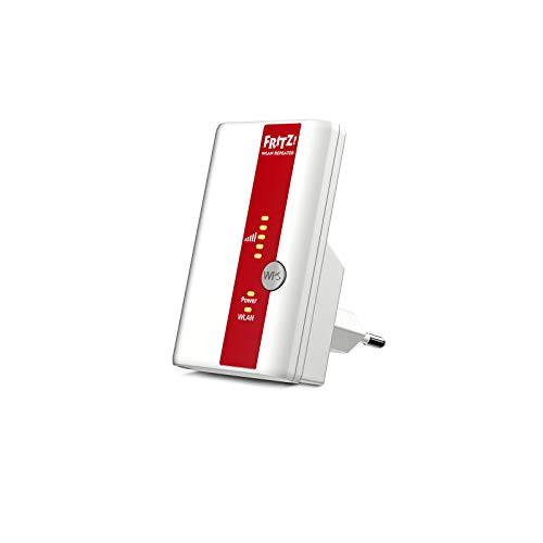 AVM FRITZ!WLAN Repeater 310 (300 Mbit/s, WPS), weiß, deutschsprachige...