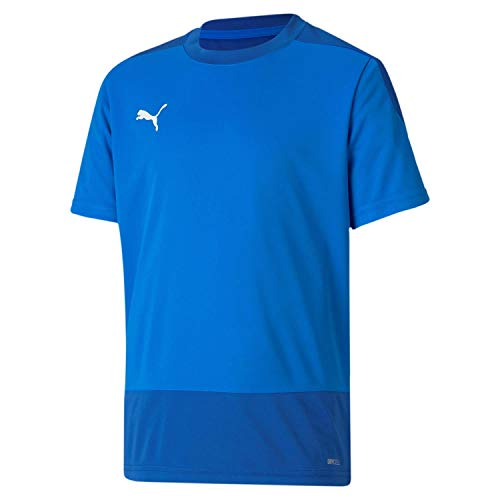 PUMA Unisex Kinder, teamGOAL 23 Training Jersey Jr T-shirt, Electric...