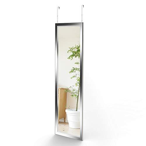 Dripex Wandspiegel 33x119cm Spiegel unbrechbarer Garderobenspiegel...