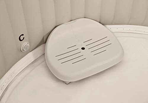 Intex PureSpa Whirlpoolzubehör - Kunststoff-Sitz höhenverstellbar -...