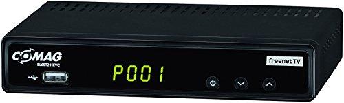 Comag SL65T2 Full-HD HEVC DVB-T/T2 Receiver (PVR Ready, H.265, HDTV,...