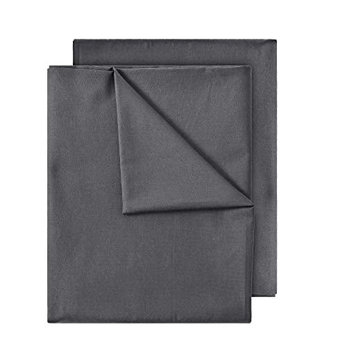 GREEN MARK Textilien 2er Pack Klassische Bettlaken Betttuch Laken...