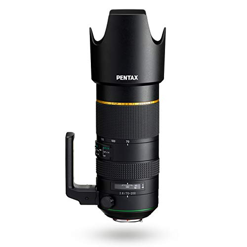 HD PENTAX-D FA ★ 70-200 mmF2,8ED DC AW Telezoomobjektiv für...