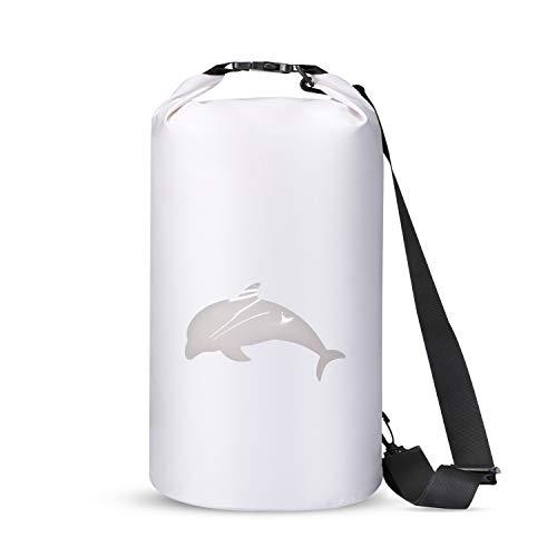 BeachBeing wasserdichte Tasche Beutel 10L, Dry Bag Rucksack,...
