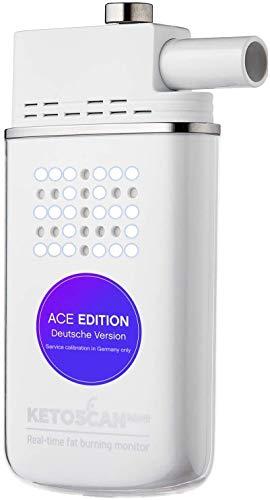ACE KETOSCAN mini Ketose-Test - Ketone im Atem messen -...