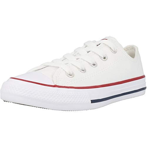 Converse Chucks Weiss 3J256 Youth Kinder Optical White CT AS OX,...