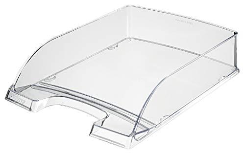 Leitz 52260002 Briefkorb Transparent Plus Briefkorb Transparent Plus,...