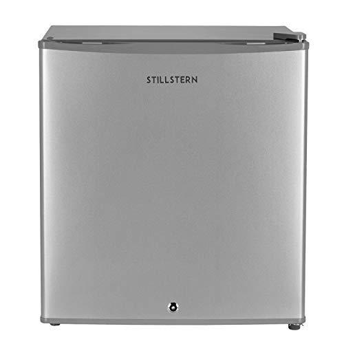 Stillstern Mini-Kühlschrank E (45L) mit Abtauautomatik, Schloss und...