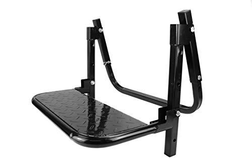 Fahrzeugleiter max. Belastbarkeit 150kg - KFZ Leiter für Dachbox...