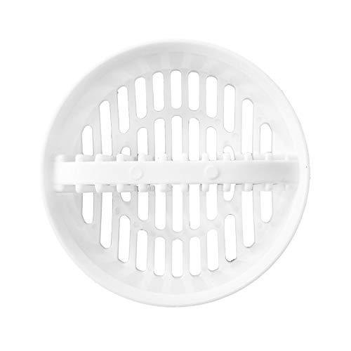 Haarsieb/Haarfilter (Kompatibel mit Viega Tempoplex Ablaufgarnitur...