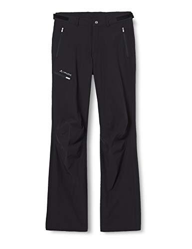 VAUDE Herren Hose Men's Farley Stretch Pants II, Black, 56,...