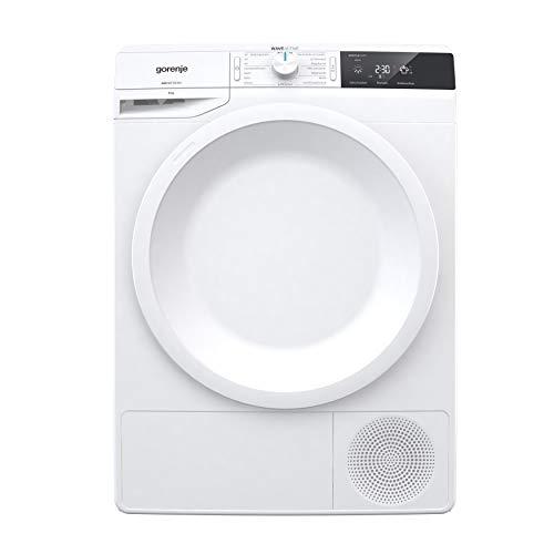 Gorenje DE 8B Kondenstrockner / 8kg / weiß / Energieeffizienzklasse B...